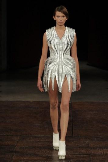 Iris van Herpen Spring Couture 2012