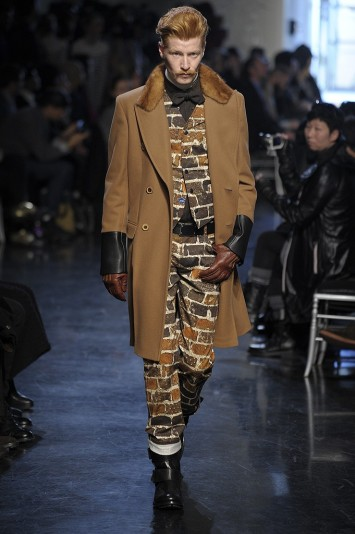 Jean Paul Gaultier Men's RTW Fall 2012