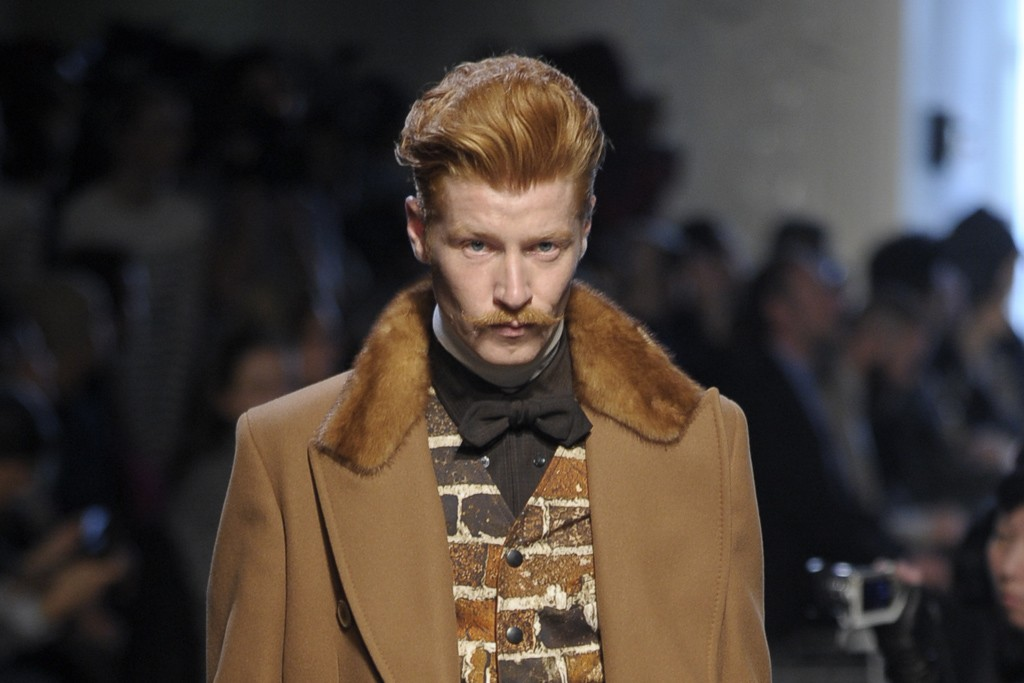 Jean Paul Gaultier Men's RTW Fall 2012
