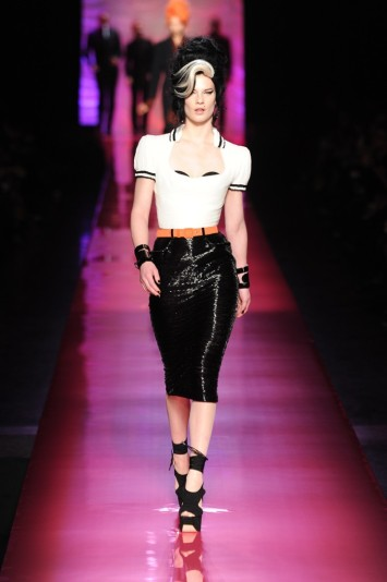 Jean Paul Gaultier Spring Couture 2012