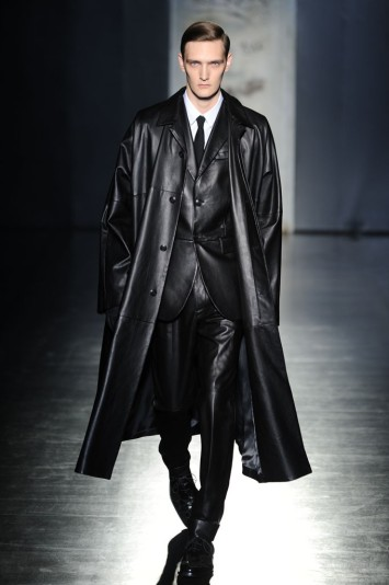 Jil Sander Men's RTW Fall 2012