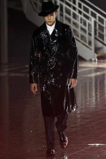 John Galliano Men's RTW Fall 2012
