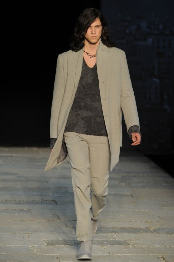 John Varvatos Men's RTW Fall 2012