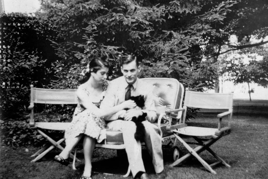 Jeannette and Richard Seaver