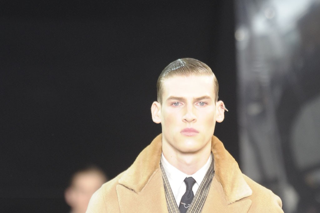 Louis Vuitton Men's RTW Fall 2012