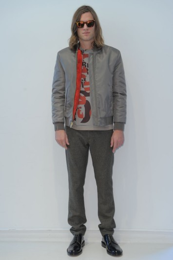 Marc Jacobs Men's RTW Fall 2012