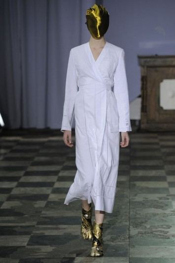 Martin Margiela Artisanale Spring Couture 2012