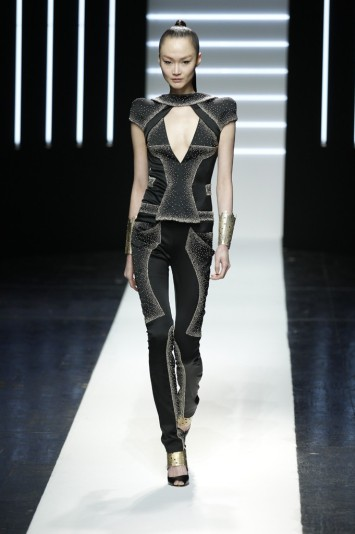 Maxime Simoens Spring Couture 2012
