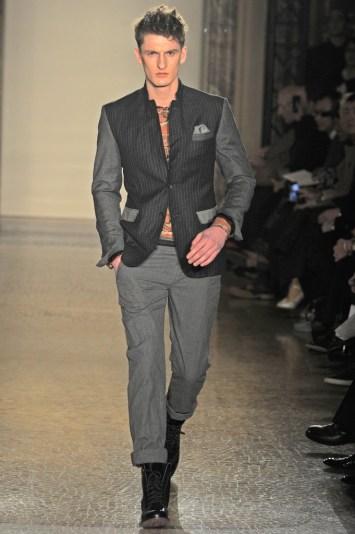 Moschino Men's RTW Fall 2012