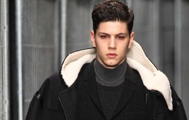 Neil Barrett Men's RTW Fall 2012
