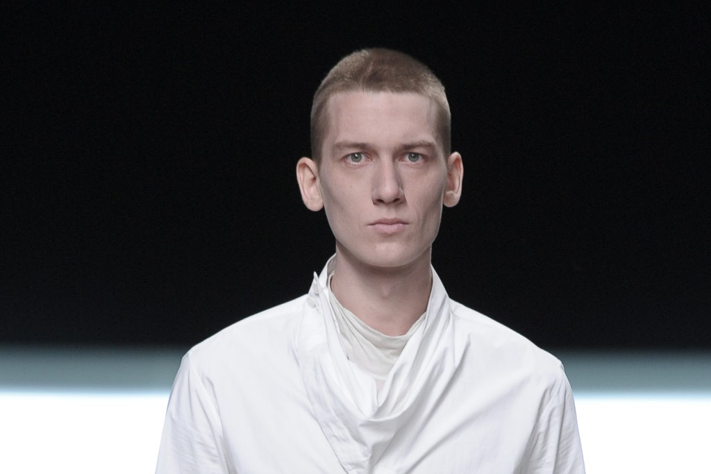 Rick Owens Men's RTW Fall 2012