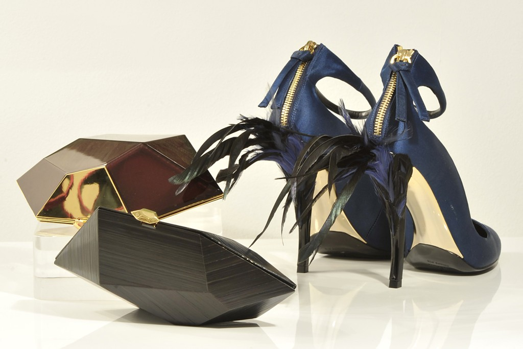 A look at Roger Vivier's Rendez Vous collection.