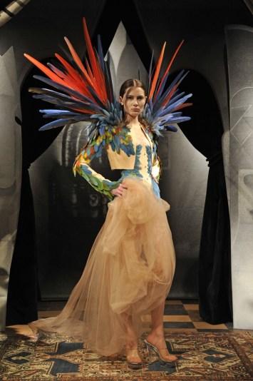 Serkan Cura Spring Couture 2012