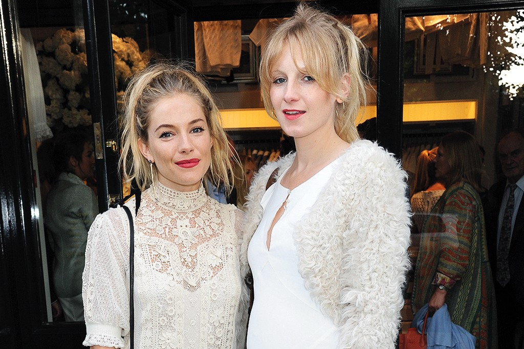 Sienna and Savannah Miller