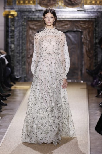 Valentino Spring Couture 2012
