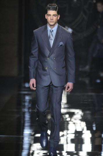 Versace Men's RTW Fall 2012
