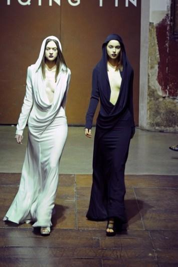 Yiqing Yin Spring Couture 2012