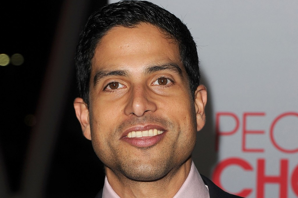 """""""Present-day, I would say Charlize Theron. Past, Raquel Welch."""" — Adam Rodriguez (""""CSI: Miami"""")"""
