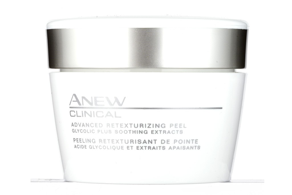A product from Avon Anew Clinical.