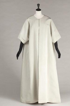 1968 Butterfly evening coat by Cristobal Balenciaga.