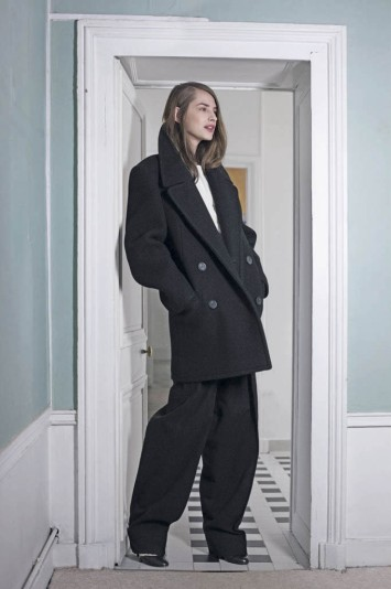 Christophe Lemaire RTW Fall 2012
