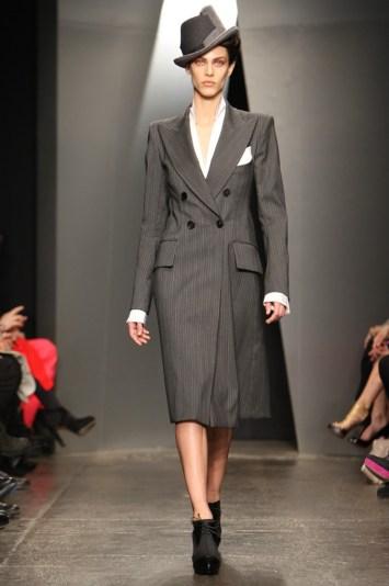 Donna Karan RTW Fall 2012