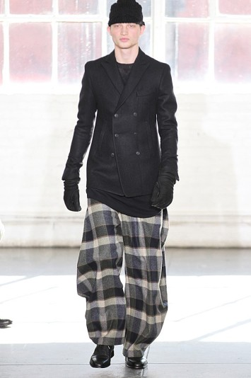 Duckie Brown Men's RTW Fall 2012
