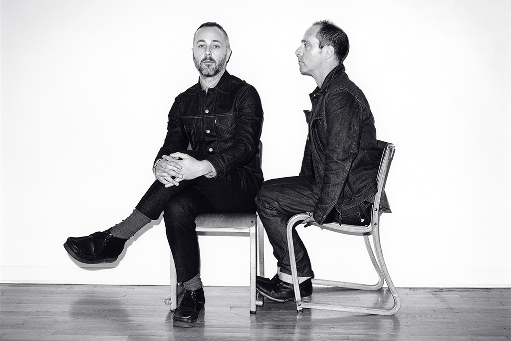 Steven Cox and Daniel Silver of Duckie Brown