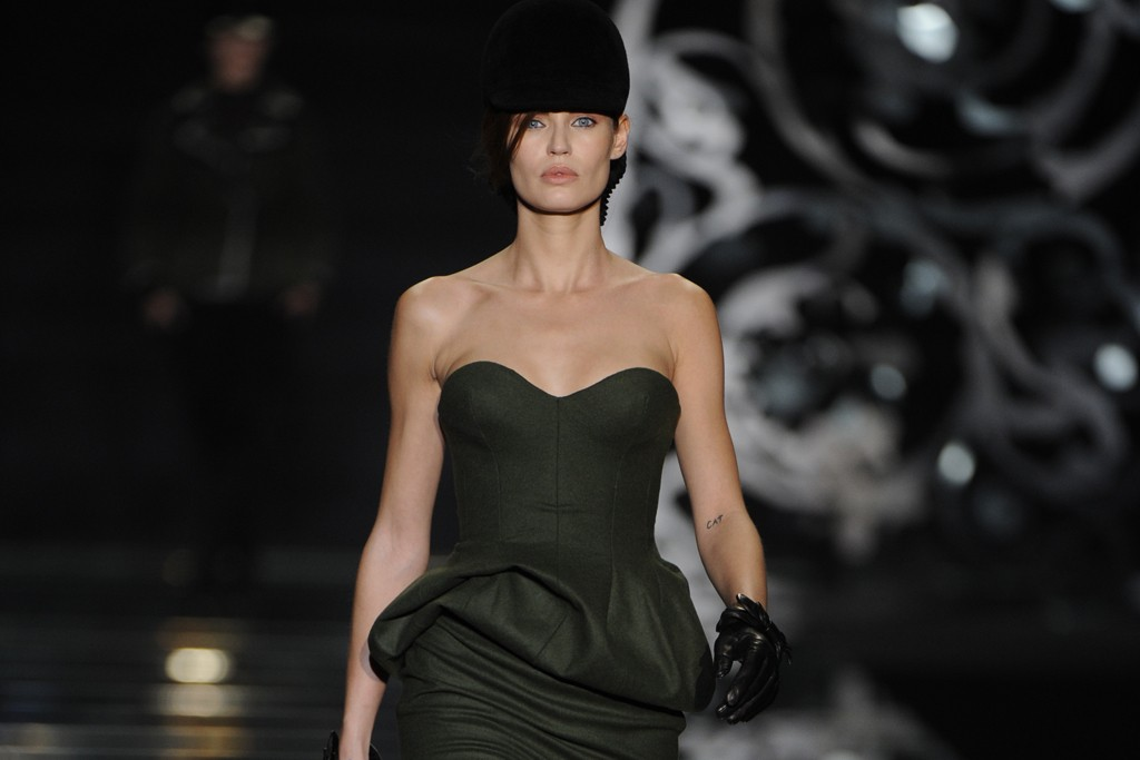 Ermanno Scervino RTW Fall 2012