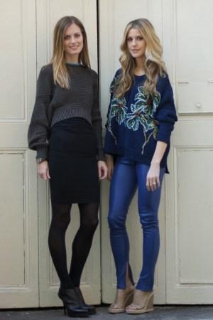 Ferebee Taube and Eleanor Ylvisaker