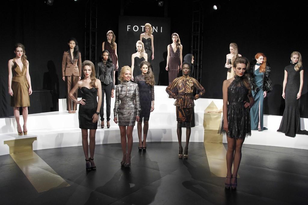 Fotini RTW Fall 2012