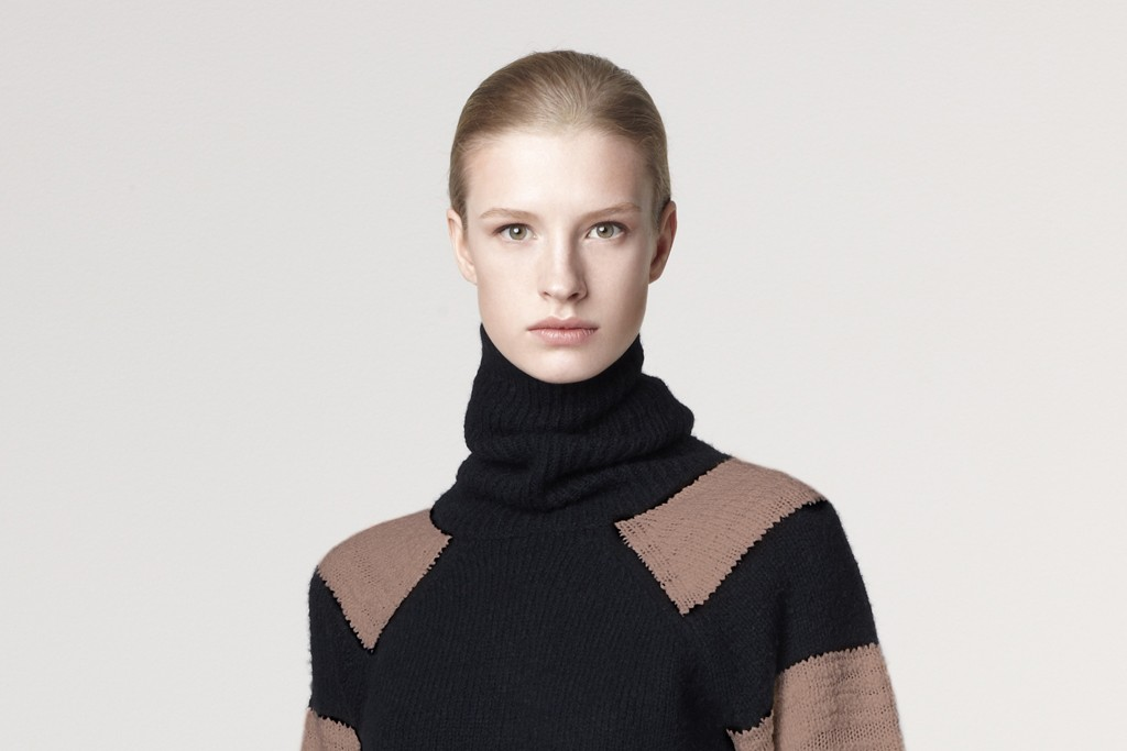 A look from the Halston Heritage line.