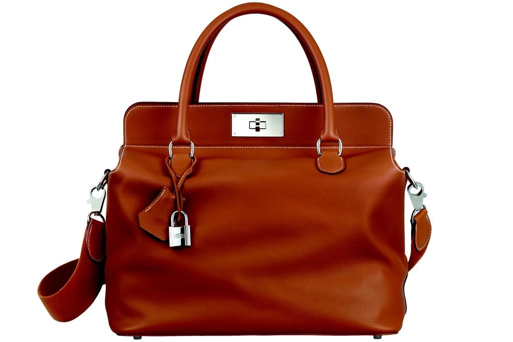 Hermès Toolbox handbag.