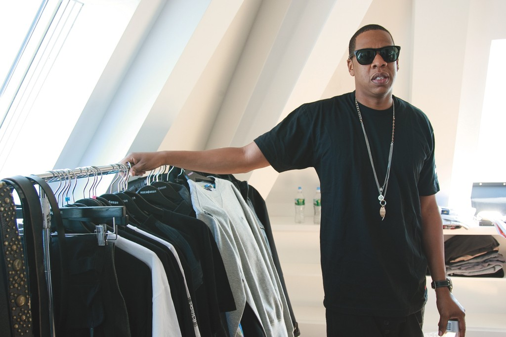 "Shawn ""Jay-Z"" Carter will front a new spring television campaign for Rocawear."