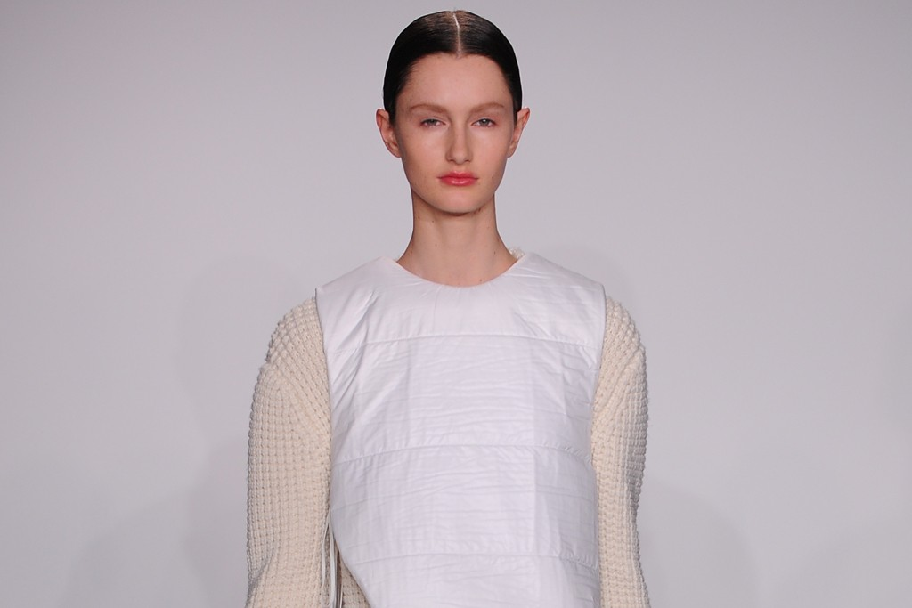 JW Anderson Woman RTW Fall 2012