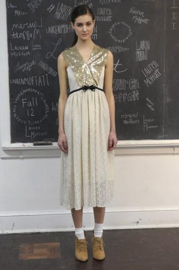Lauren Moffatt RTW Fall 2012