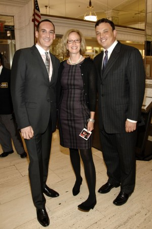Here in 2009, Scott Devine, Mary Beth Sheridan and Brendan Hoffman are all no longer at L&T.