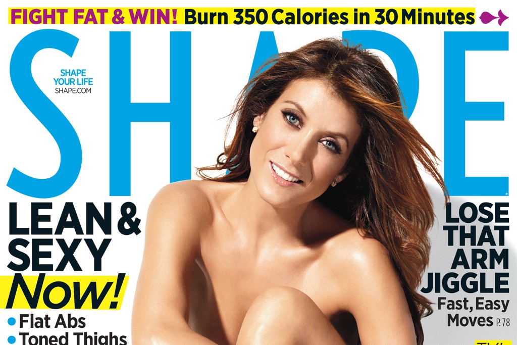 The cover of Shape magazine.