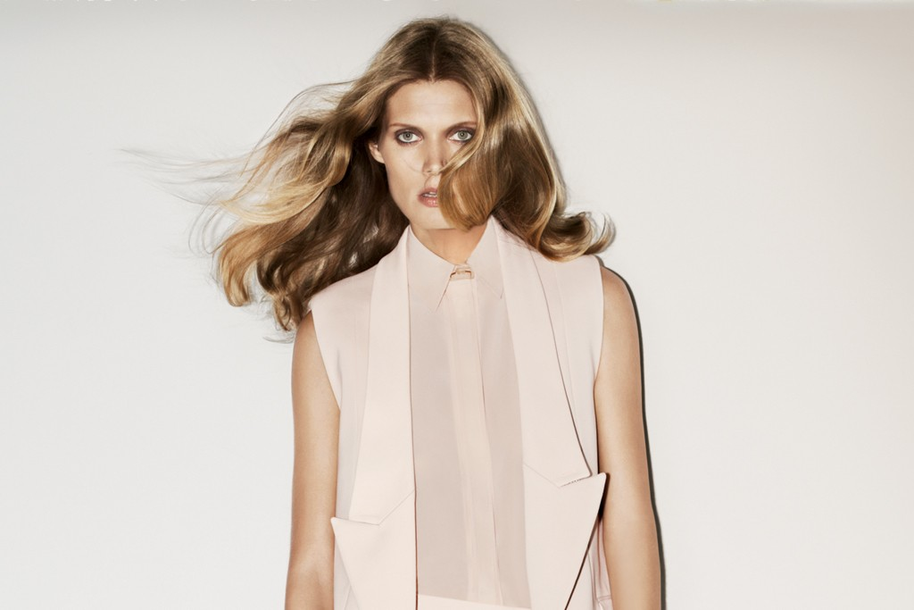An image from Nordstrom's digital look book for fall.