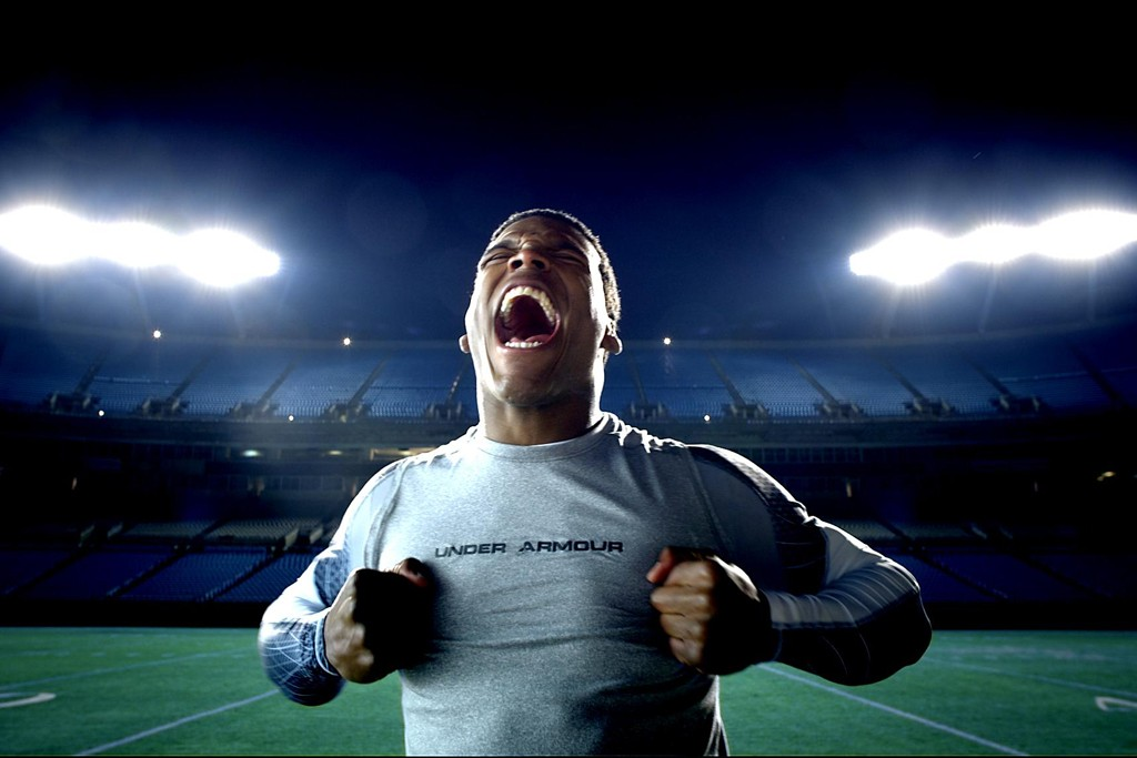 """Under Armour's """"Cam's Night Out."""""""