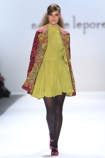 Nanette Lepore RTW Fall 2012