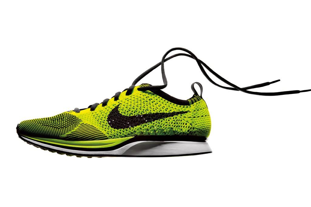 Nike's Flyknit Racer