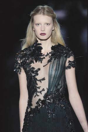 A look from Gucci RTW Fall 2012