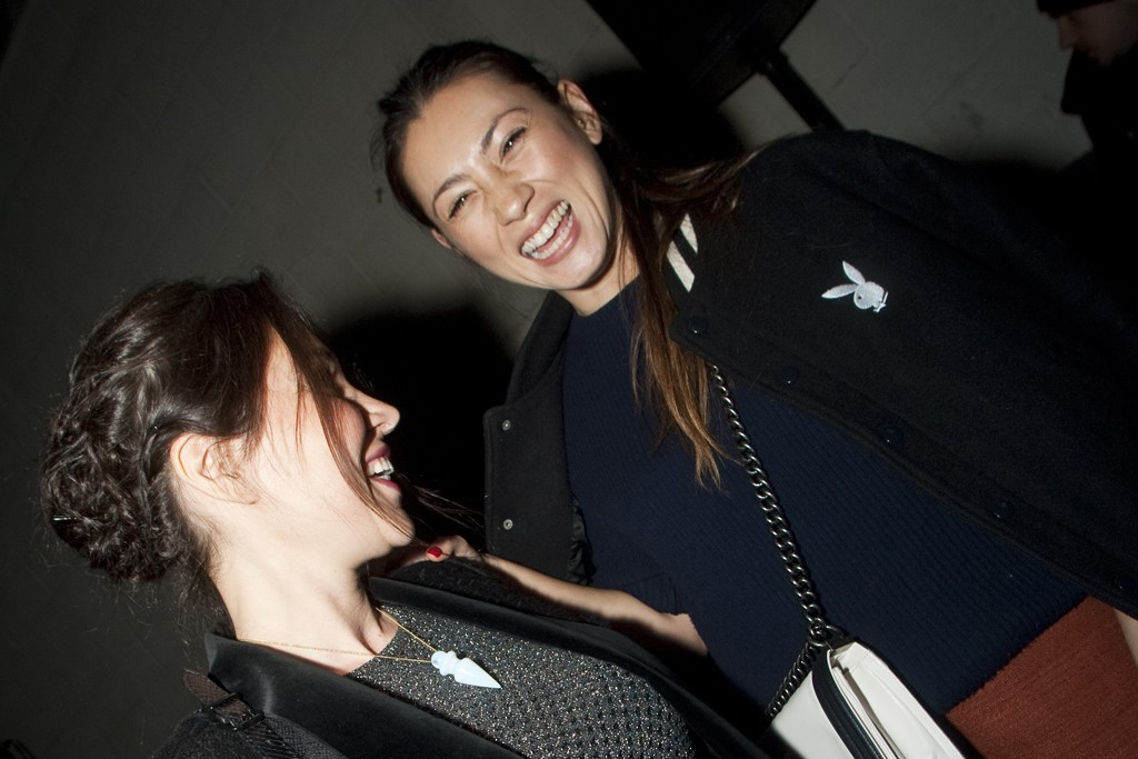 Fabiola Beracasa and Jen Brill