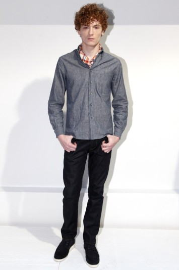 Raleigh Denim RTW Fall 2012
