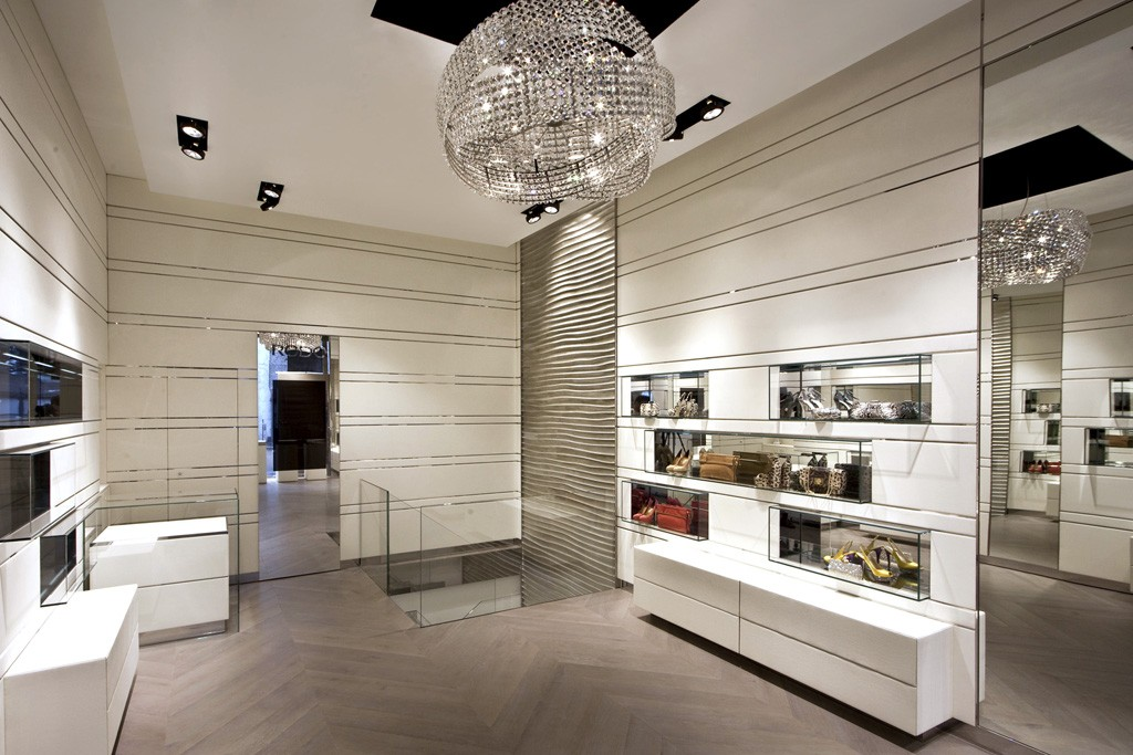 A look at the Rodo boutique in Milan.