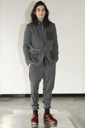 Shades of Grey Men's RTW Fall 2012