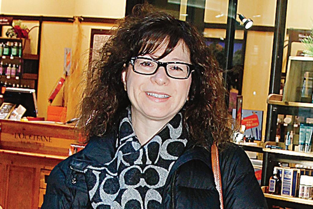 L'Occitane Shopper: Nancy Prage
