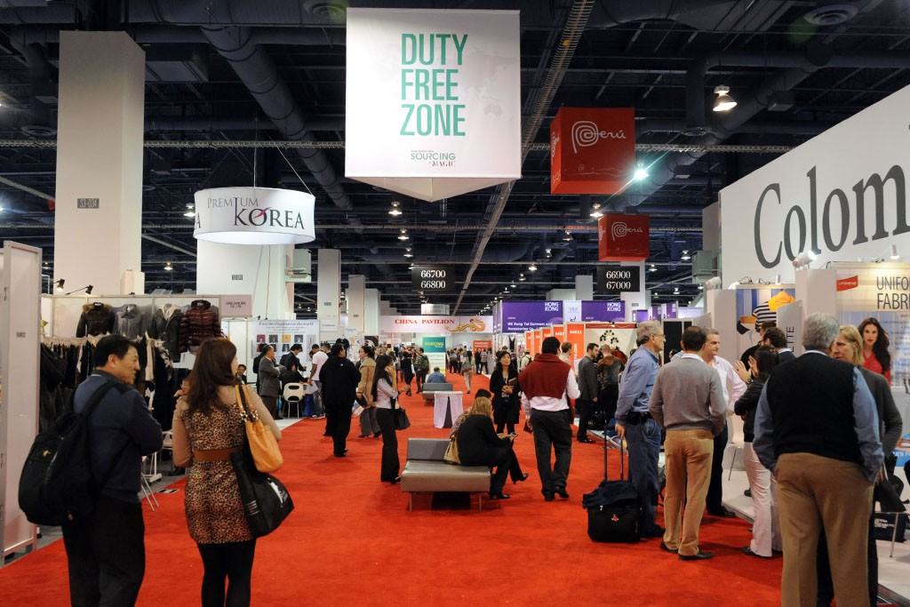 Sourcing at MAGIC highlighted duty free countries at its most recent show in Las Vegas.