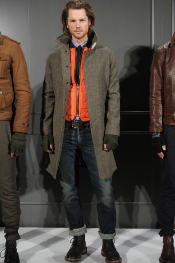 Todd Snyder Men's RTW Fall 2012